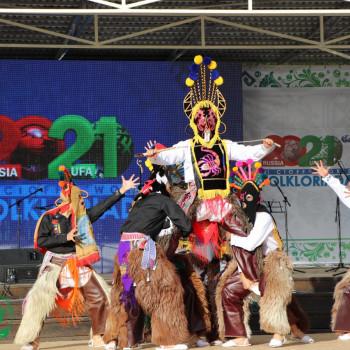 Зрелищное выступление Эквадора